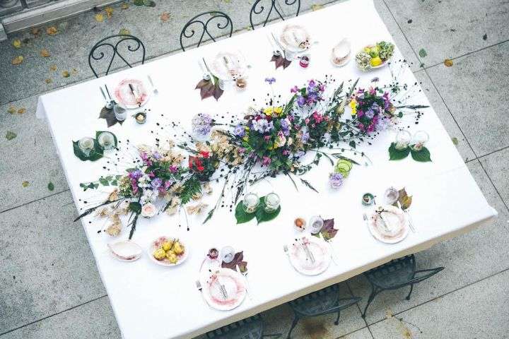 Spring Wedding en plein air