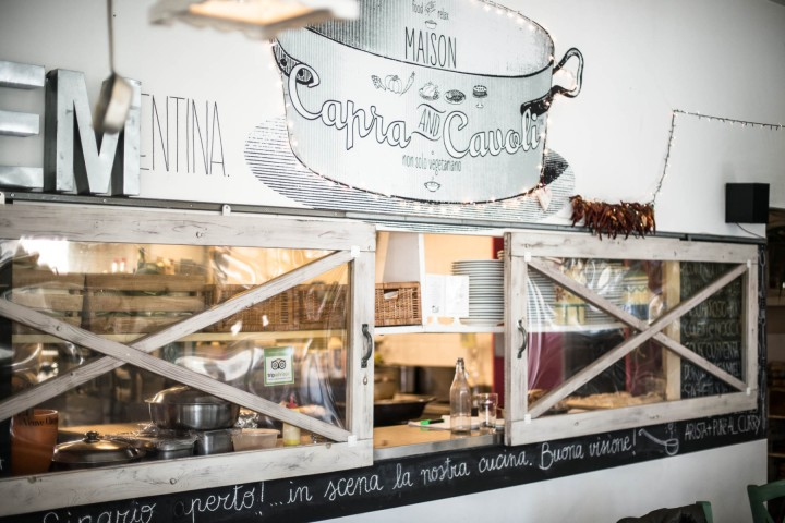 La Cucina di Capra e Cavoli