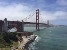 S. Francisco | Golden Gate Bridge