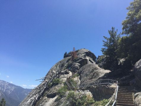 Sequoia National Park | Moro Rock