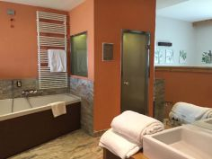 Suite con spa privata