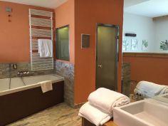 Suite con spa privata