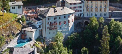 Terme Bagni Vecchi di Bormio | L'Hotel con il suo centro termale