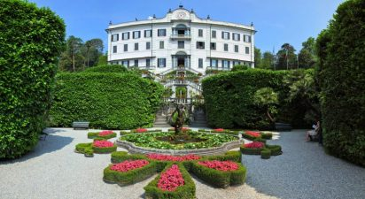 Villa Carlotta | Photo credit Mapio.net