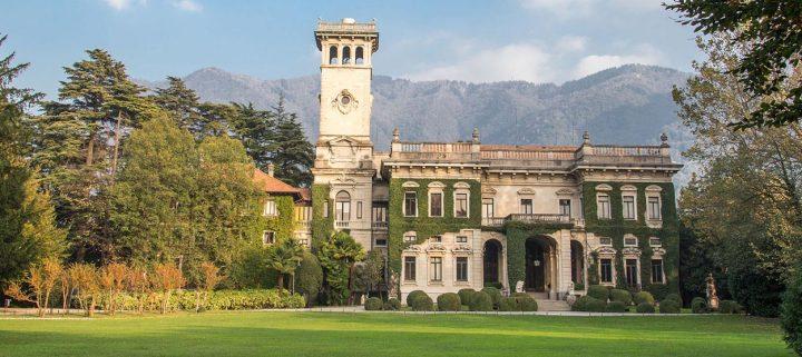 Villa Erba | Photo credit Villa Erba