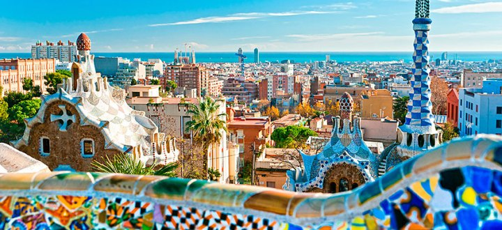 Barcellona Parc Guell | Photo credit Barcellona.org