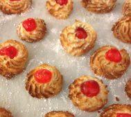 Biscotti con pasta di mandorla