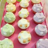 Cupcake colorate