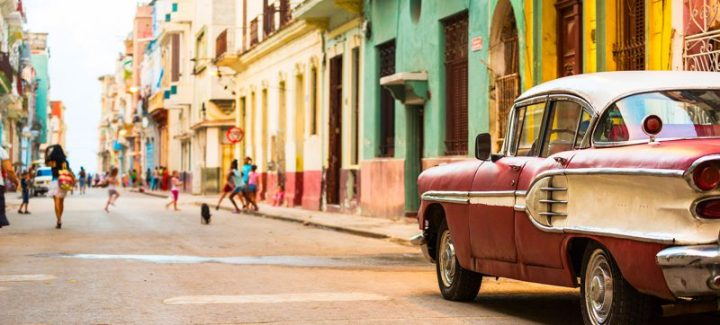 Viaggiare vintage in Cuba | Photo credi RSA Assurance