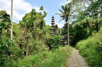 Camphuan Ridge Walk - Ubud_templio